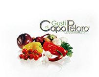 Brochure | Gusti di Capo Peloro