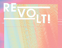 Revolt! Music Event Promo