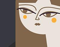 Personal Illustration: Self-Isolation