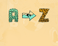 A to Z of Strange
