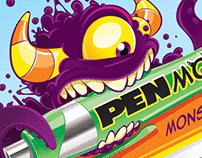 Pen Monster