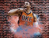 """Russell Westbrook """"MVP"""""""