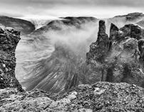 Iceland Monochromes