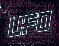UFO by Magic Sword