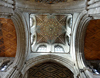 Peterborough Cathedral Through an artist's eyes