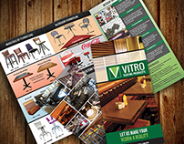 Vitro Seating Product's Trifold
