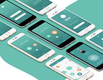 Drip | Mobile App Concept
