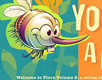Flora Volume 2