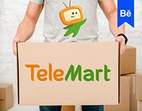 Telemart e-commerce redesign