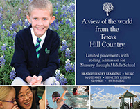 Branding items for International School