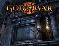 God of War 3 (2010) Olympus Hermes Run Environment Art
