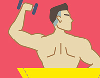 Workout Program 5 days per week