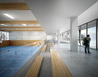 Sports Hall Zurich