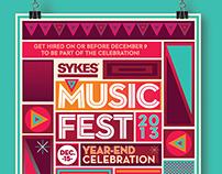 SYKES MusicFest 2013