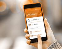 Redesign app Itaú iOs | concept