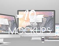 10 Hip Device Mock-ups