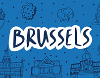 Mapping Brussels
