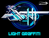 Graffiti Technica - Projected light graffiti brisbane
