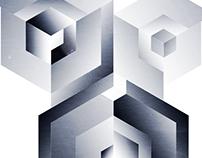 Heha(gones) - Geometric posters
