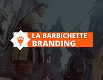 La Barbichette - Branding
