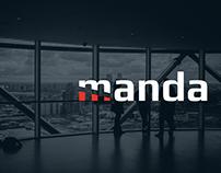 Manda - Branding & Identity