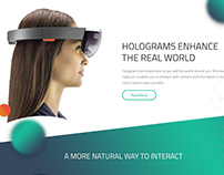 Augmented Reality Portal