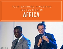 Four Barriers Hindering Innovation in Africa