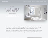 Redesign Webpage