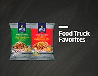 Wise Food Truck Favorites   Social Media