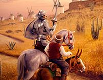 Leya - Don Quixote
