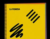 La Pionera, type specimen