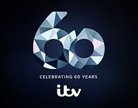 ITV 60th Anniversary Identity