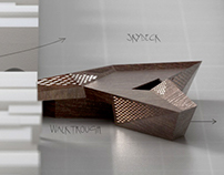 EXPO 2015 Milano Info Pavilion / AC-CA Competition