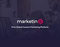 marketin9.com - Content Marketing Platform