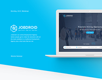 JOBDROID - The Online Employment Agency