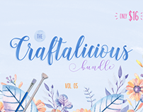 The Craftalicious Bundle - Vol. 05