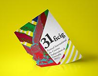 31 FICIG ~ Poster