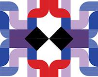Kaleidoscope Poster Series 1