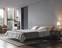 RESPIX STUDIO -BED ROOM-