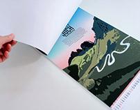 Calendar 2017 - Fascinating Alps