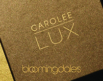 Carolee Lux Fall Catalog