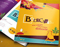 Branding   BODEGA - Bar, arte e cultura