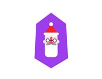 Santa Santa | Motion Design