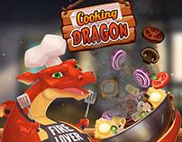 Cooking Dragon Game
