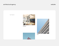 Architectural Agency — Redesign