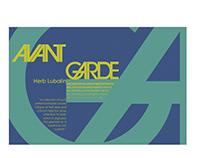 Avant Garde Typeface Grids