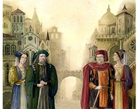 The Montagues and the Capulets