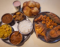 Dadar's famous Malvani Cart - Raju Malvani.
