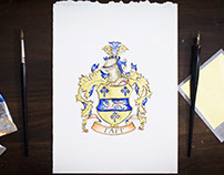 Coat of Arms Miniature