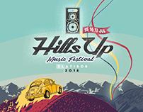 HillsUp 2016 | Visuals & Print